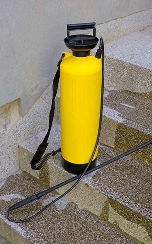 pest control spray tank